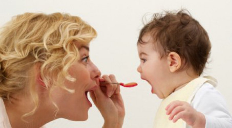 نصيحة ببلاش: نوعي طعام طفلك!